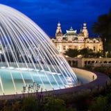 Casino de Monte - Carlo. Fotos de Stock