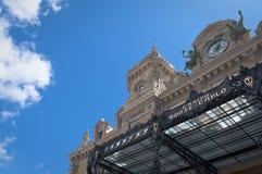 Casino de Monte Carlo Photographie stock libre de droits