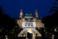 Casino de Monte Carlo fotos de archivo libres de regalías