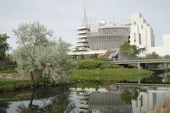 Casino de Montreal, Quebec, Canadá Imagen de archivo