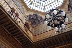 Casino de Murcia fotografía de archivo libre de regalías