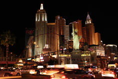 Casino de New York Image stock