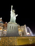 Casino de New York, New York Image stock