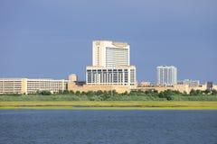 Casino de oro de la pepita en Atlantic City, New Jersey fotos de archivo