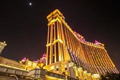 Casino de oro de la galaxia Fotos de archivo