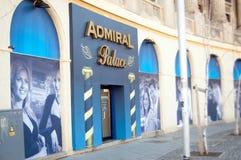 Casino de palais d'amiral Photographie stock libre de droits