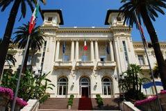 Casino de San Remo Foto de archivo
