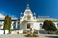 Casino de Sinaia imagenes de archivo