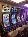 Casino del barco de cruceros foto de archivo libre de regalías