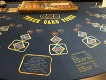 Casino del barco de cruceros imagenes de archivo
