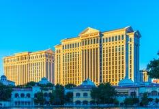 Casino del Caesars Palace el 21 de diciembre, 2 Fotografía de archivo libre de regalías