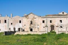 Casino del Duca. Mottola. Puglia. Italy. Royalty Free Stock Photo