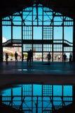 Casino del parque de Asbury Foto de archivo libre de regalías