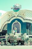 Casino del ` s de Harrah, Las Vegas, nanovoltio imágenes de archivo libres de regalías