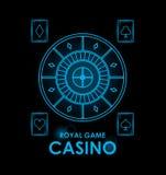 Casino design. Game icon. Colorfull illustration Stock Photo