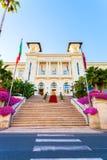 Casino di Sanremo. Italy Stock Photo