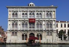 Casino Di Venezia Royalty-vrije Stock Foto