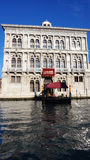 Casino di Venezia building on the Grand Canal in Venice Stock Photo
