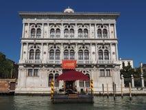Casino Di Venezia in Venetië Stock Foto's