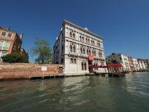 Casino Di Venezia in Venetië Stock Afbeeldingen