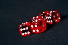 Casino Dice Stock Photos