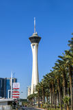 Casino e hotel da estratosfera Fotos de Stock Royalty Free