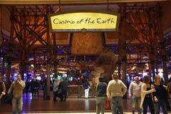 Casino e hotel de Mohegan Sun em Uncasville, Connecticut Fotografia de Stock