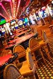Casino elegante fotos de archivo