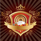 casino element Royalty Free Stock Photography