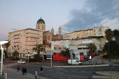 Casino em Saint Raphael Var France Imagem de Stock Royalty Free