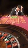 Casino en de jeugd stock afbeelding
