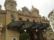 Casino en Mónaco Imagen de archivo libre de regalías