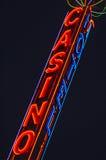 Casino estupendo Imagen de archivo libre de regalías
