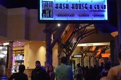 Casino et hôtel de Mohegan Sun à Uncasville, le Connecticut Images stock