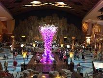 Casino et hôtel de Mohegan Sun dans le Connecticut Images libres de droits
