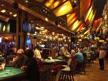 Casino et hôtel de Mohegan Sun dans le Connecticut Photos libres de droits
