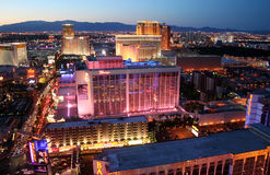 casino flamingo hotel las nevada vegas Στοκ Εικόνες