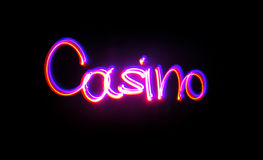 Casino freeze Stock Photos