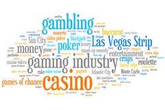 Casino gambling Stock Photos