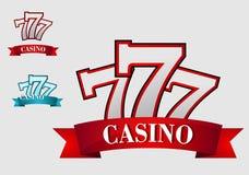 Casino gambling symbol stock illustration