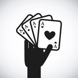 Casino game Stock Images