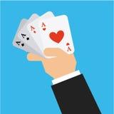 Casino game Royalty Free Stock Photos