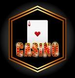 Casino games design. Illustration eps10 graphic vector illustration