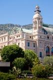 Casino grand du Monaco Images libres de droits