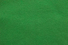 Casino green table background Royalty Free Stock Photos