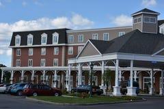 Casino-hôtel de Saratoga dans Saratoga Springs, New York Photo libre de droits
