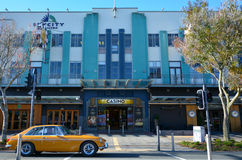 Casino Hamilton New Zealand de SKYCITY Image stock