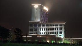 Casino Hotel, Gambling, Atlantic City, Las Vegas Stock Image