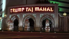 Casino Hotel, Gambling, Atlantic City, Las Vegas Stock Images