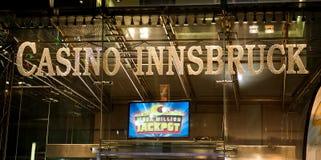 Casino in Innsbruck, Tirol Stock Images